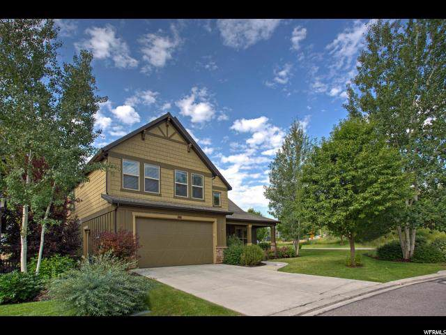 474 E Mission Dr, Midway, UT 84049 (#1631513) :: Exit Realty Success