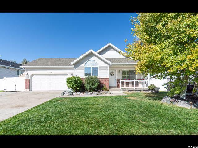 5417 S 3925 W, Roy, UT 84067 (#1631520) :: Bustos Real Estate   Keller Williams Utah Realtors
