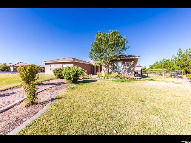 755 N Homestead Dr, Dammeron Valley, UT 84783 (#1631523) :: RE/MAX Equity
