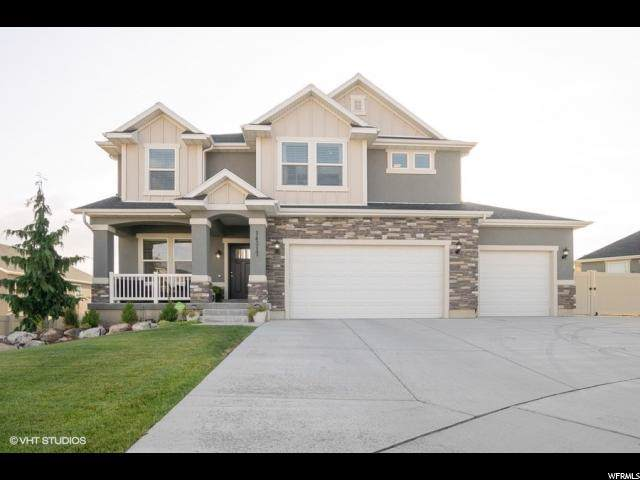 14317 S Grand Meadow Cir, Herriman, UT 84096 (#1631531) :: Big Key Real Estate