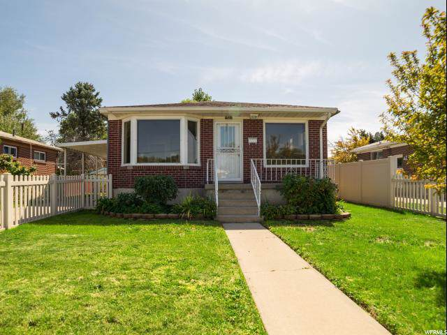 1581 W California Ave, Salt Lake City, UT 84104 (#1631549) :: Doxey Real Estate Group