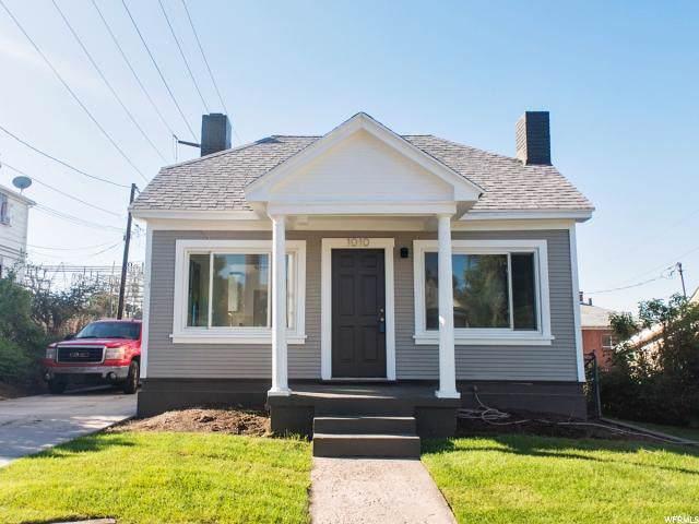 1010 E 800 S, Salt Lake City, UT 84102 (#1631552) :: Doxey Real Estate Group
