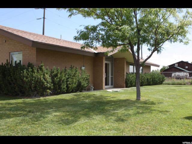 510 N 400 W, Huntington, UT 84528 (#1631576) :: Colemere Realty Associates