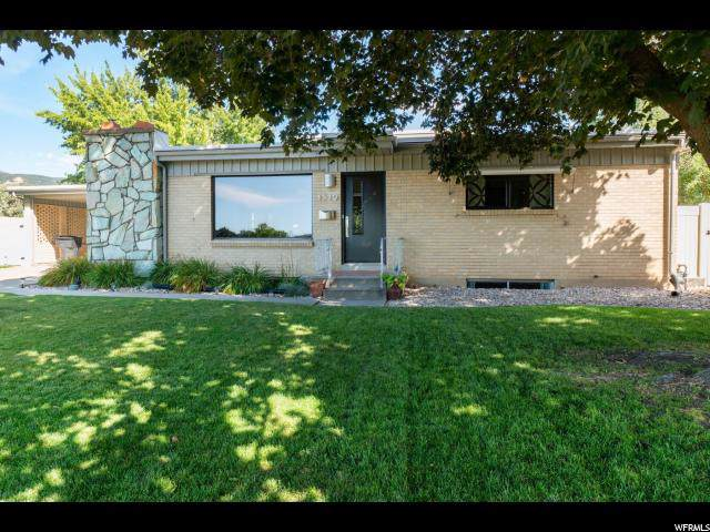 1529 S 50 W, Bountiful, UT 84010 (#1631577) :: The Canovo Group