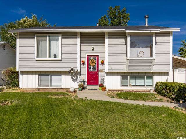 2146 W Happiness Dr S, Taylorsville, UT 84129 (#1631586) :: The Fields Team