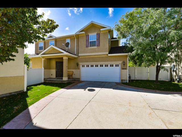 6856 W Tupelo Ln S, West Jordan, UT 84081 (#1631591) :: The Canovo Group