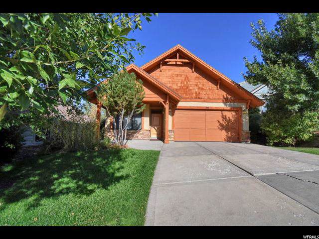 3417 N Trappers Ct, Eden, UT 84310 (#1631596) :: The Canovo Group