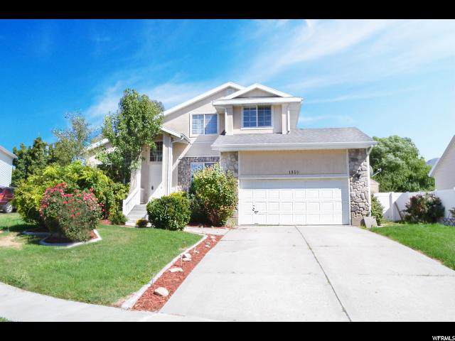 1950 N 50 W, Layton, UT 84041 (#1631598) :: Red Sign Team