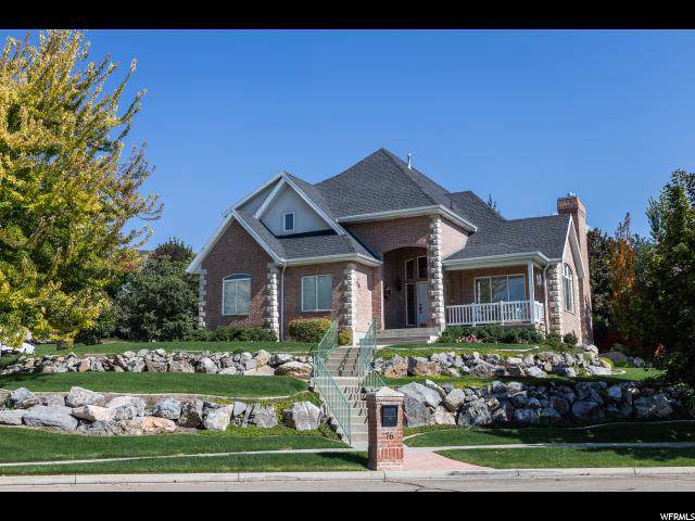 76 S 1200 E, Lindon, UT 84042 (#1631599) :: The Canovo Group