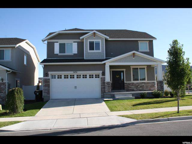 5431 W Stone Hayes Dr S, Herriman, UT 84096 (#1631601) :: Big Key Real Estate
