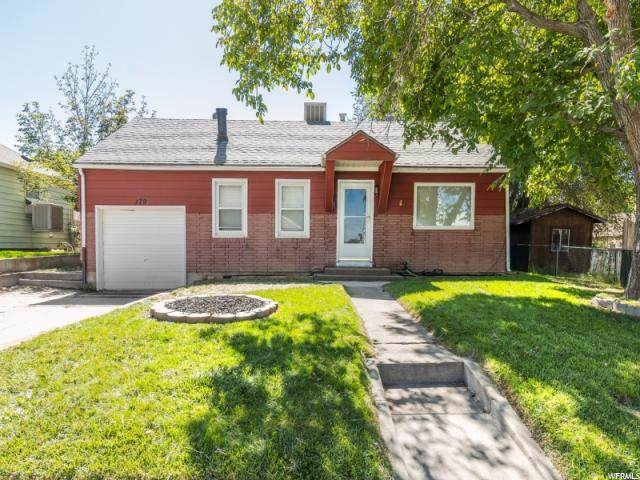 179 W 1900 N, Sunset, UT 84015 (#1631614) :: goBE Realty
