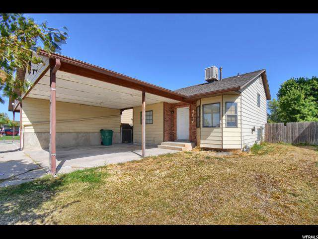 4616 S 3850 W, Roy, UT 84067 (#1631620) :: Colemere Realty Associates
