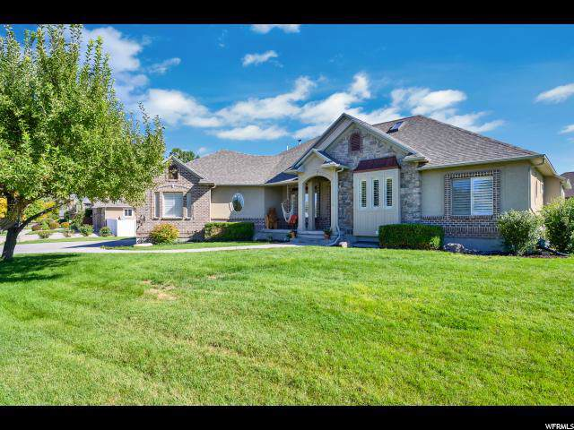 322 E Hedge Hollow Cv, Draper, UT 84020 (#1631626) :: Von Perry | iPro Realty Network