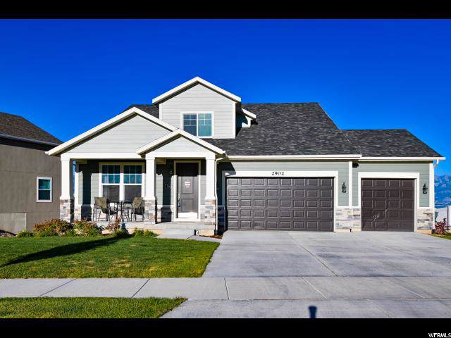 2902 S Yellow Bill Dr W, Saratoga Springs, UT 84045 (#1631640) :: Doxey Real Estate Group