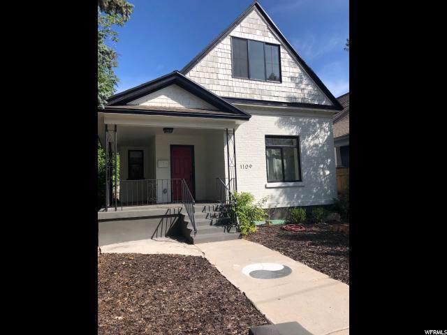 1109 S 700 E, Salt Lake City, UT 84105 (#1631649) :: Doxey Real Estate Group