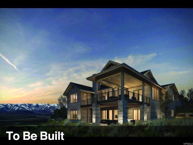 6730 Painted Valley Pass, Park City, UT 84098 (#1631653) :: Big Key Real Estate