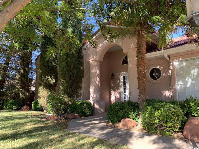 827 S 290 E, Ivins, UT 84738 (#1631657) :: Doxey Real Estate Group