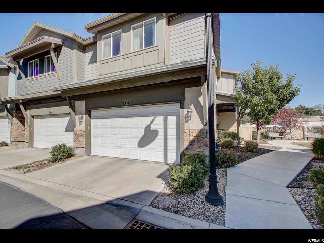 7547 S Casenina Dr, Midvale, UT 84047 (#1631662) :: Bustos Real Estate | Keller Williams Utah Realtors