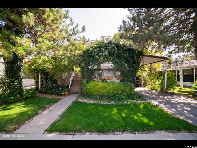 256 N Fall St, Salt Lake City, UT 84116 (#1631672) :: Colemere Realty Associates