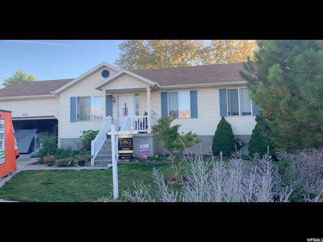 413 N Chaz Ct W, Salt Lake City, UT 84116 (#1631682) :: Doxey Real Estate Group