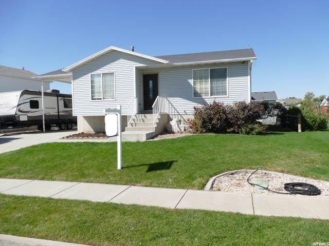 4743 S 3950 W, Roy, UT 84067 (MLS #1631687) :: Lawson Real Estate Team - Engel & Völkers