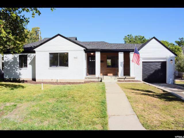 542 N Oakley St, Salt Lake City, UT 84116 (#1631690) :: Doxey Real Estate Group