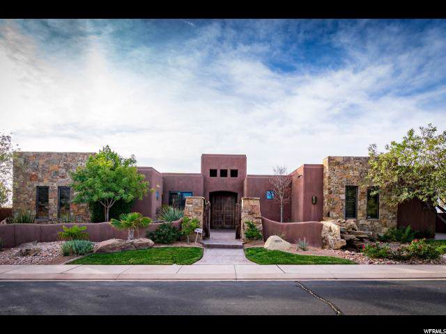 1923 W Rising Sun Dr, St. George, UT 84770 (#1631691) :: Doxey Real Estate Group