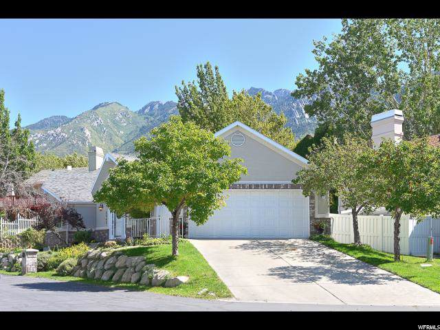 2042 E Windsor Oak Cv S, Sandy, UT 84092 (#1631717) :: Big Key Real Estate