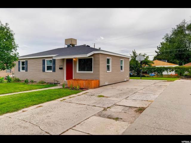 4371 W 5700 S, Salt Lake City, UT 84118 (#1631722) :: Doxey Real Estate Group