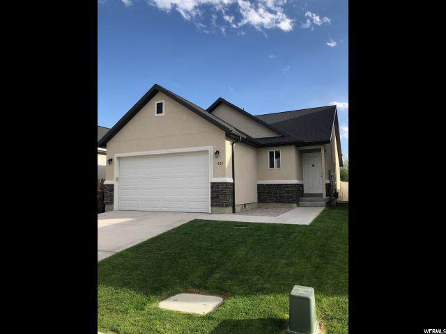 1764 E Shadow Dr N #523, Eagle Mountain, UT 84005 (#1631727) :: Doxey Real Estate Group