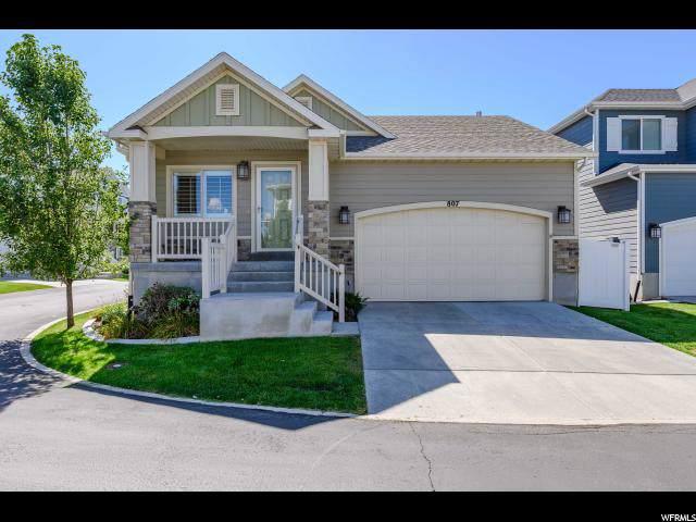 807 W Tamsin Ct S, Midvale, UT 84047 (#1631748) :: Bustos Real Estate | Keller Williams Utah Realtors