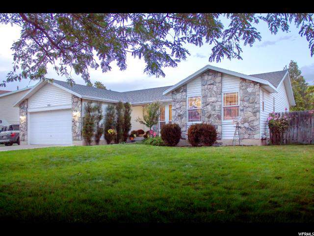 1612 W 1290 N, Farmington, UT 84025 (#1631750) :: RE/MAX Equity