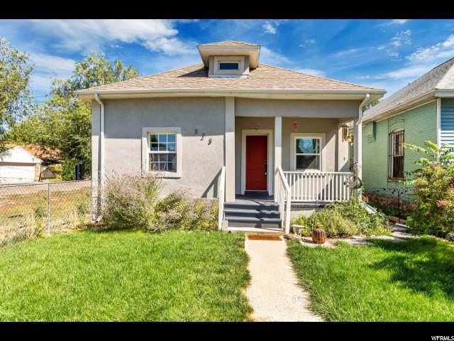 323 S Post St W, Salt Lake City, UT 84104 (#1631760) :: Keller Williams Legacy