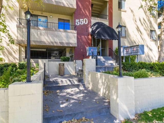 550 400 E #3110, Salt Lake City, UT 84113 (#1631767) :: Bustos Real Estate | Keller Williams Utah Realtors