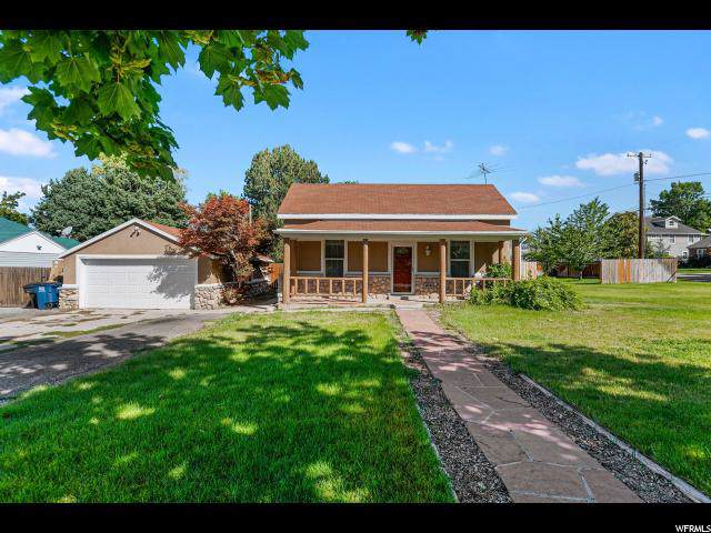314 W 100 N, Kaysville, UT 84037 (#1631777) :: Red Sign Team