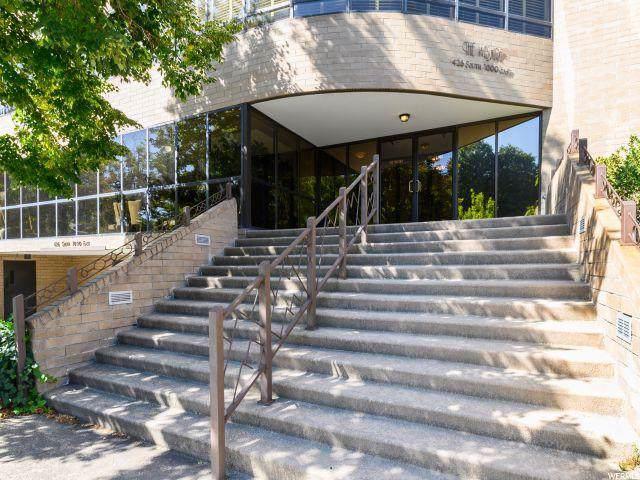 426 S 1000 E #502, Salt Lake City, UT 84102 (#1631778) :: Bustos Real Estate | Keller Williams Utah Realtors