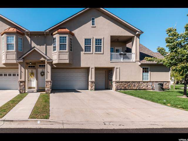 16 Courtyard Ln, Centerville, UT 84014 (#1631779) :: RE/MAX Equity