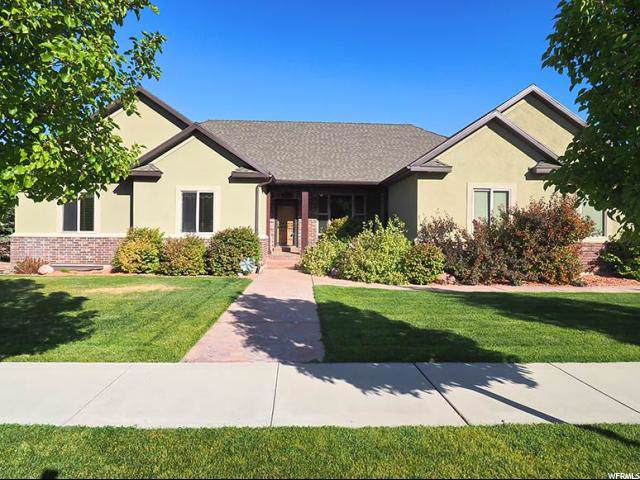 14826 S Clear Water Dr W, Herriman, UT 84096 (#1631783) :: Big Key Real Estate
