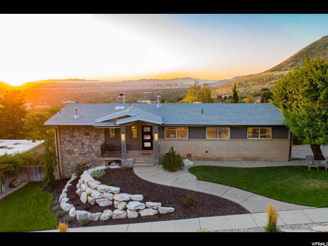 2164 S Lakeline Dr, Salt Lake City, UT 84109 (#1631790) :: Exit Realty Success