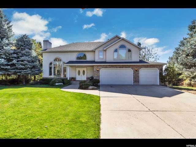 2346 E Charros Rd, Sandy, UT 84092 (#1631794) :: Big Key Real Estate