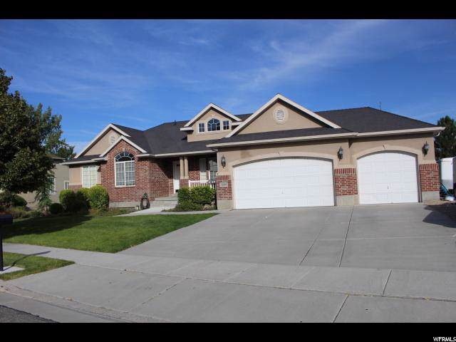 11857 S Oxford Farms Dr W, Riverton, UT 84065 (MLS #1631803) :: Lawson Real Estate Team - Engel & Völkers