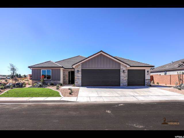 833 N Camino Pico, Washington, UT 84780 (#1631817) :: Keller Williams Legacy