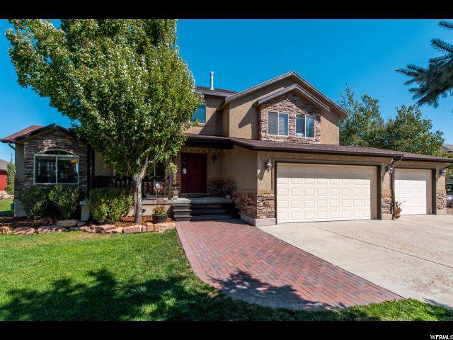 561 Wild Willow Dr, Francis, UT 84036 (#1631837) :: Big Key Real Estate