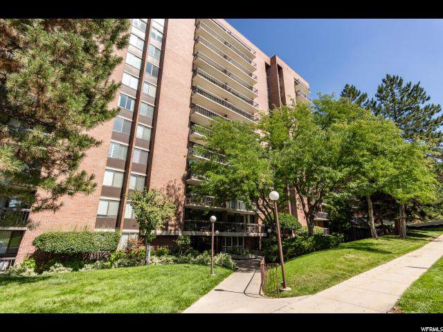 123 E 2ND Ave #708, Salt Lake City, UT 84103 (#1631842) :: Bustos Real Estate | Keller Williams Utah Realtors