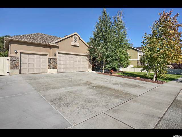 320 S 820 E, Heber City, UT 84032 (#1631844) :: Colemere Realty Associates