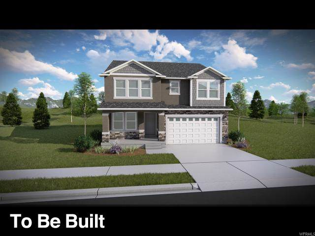 4842 N Mount Nebo Dr #415, Eagle Mountain, UT 84005 (#1631872) :: Big Key Real Estate