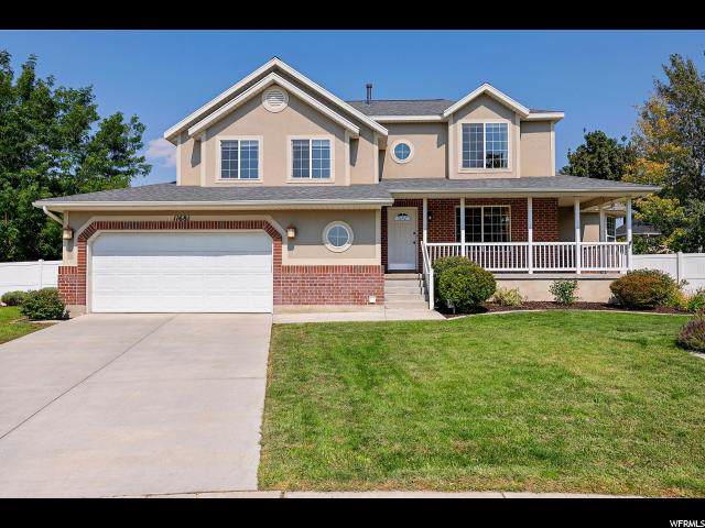 11681 Spruceberry Cir, Draper, UT 84020 (MLS #1631888) :: Lawson Real Estate Team - Engel & Völkers