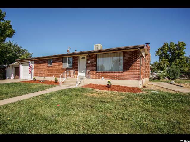 468 W 1800 N, Layton, UT 84041 (#1631919) :: Big Key Real Estate