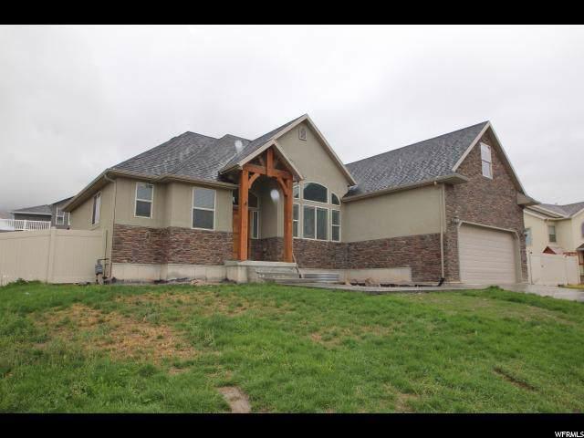 361 W Weatherby Dr, Saratoga Springs, UT 84045 (#1631923) :: goBE Realty