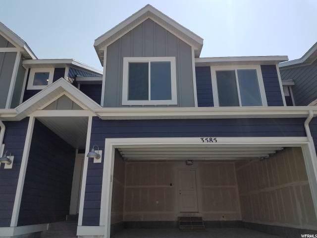 3638 W Cornfield Dr N #1087, Lehi, UT 84043 (#1631935) :: Big Key Real Estate